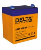 Аккумуляторы Акк. Delta DTМ12045
