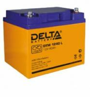 Аккумуляторы Акк. Delta DTМ1240