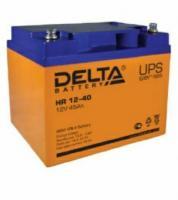 Свинцово-кислотный аккумулятор Акк. Delta HR12-40