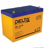 Свинцово-кислотный аккумулятор Акк. Delta HRL 12-90