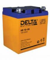 Аккумуляторы Акк. Delta HR12-26