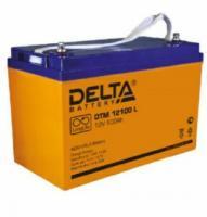 Свинцово-кислотный аккумулятор Акк. Delta DTМ12100
