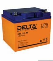 Свинцово-кислотный аккумулятор Акк. Delta HRL 12-45