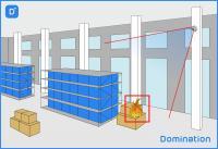 Domination Модуль Детектор огня