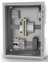 Уличные узлы доступа GSB V - AP40.40.22-4PoE30W1SFP