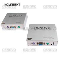 Удлинитель Ethernet TA-VKM/6+RA-VKM/6