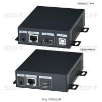 Удлинитель Ethernet HE23U