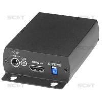 Удлинитель Ethernet SDI02