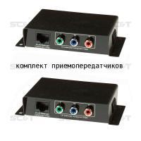 Удлинитель Ethernet TTP111CVB-K
