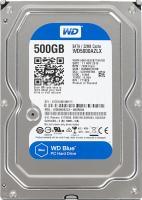 Жесткий диск SATA WD WD5000AZLX